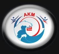 logotipo AKM